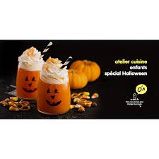 Atelier Cuisine Spécial Halloween Pour Pour Enfants