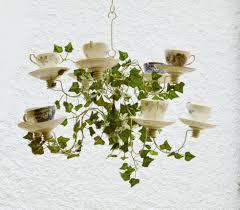 tea cup chandelier 175