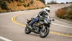2019 Yamaha YZF-<b>R3</b> first ride review - RevZilla