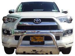 14 - 18 TOYOTA 4RUNNER LIMITED BULL BAR FRONT BUMPER PROTECTOR ...