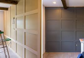 how to add character and charm to boring architecture and houses applied box molding diy
