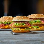 big mac bacon range