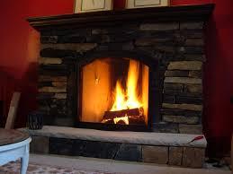 custom wood fireplaces western ny