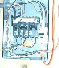 subpanel box amp breaker box amp sub panel mount breaker spa home subpanel box amp space circuit indoor main breaker grip plug square d garage sub panel wiring