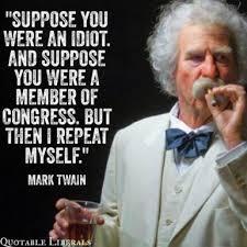 Funny Mark Twain Quotes on Politics and Religion via Relatably.com
