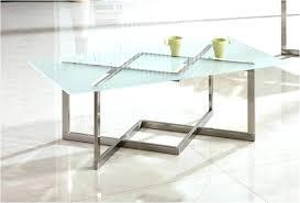nickel coffee table worlds away rectangular nickel or gold coffee table brushed nickel glass coffee table