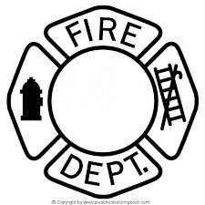 Small Picture Emejing Firefighter Badges Coloring Pages Pictures New Printable