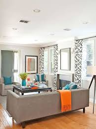 turquoise orange and grey living room gray living room with turquoise and orange accents