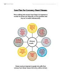 care plan for coronary heart disease   gcse health and social care    page  zoom in