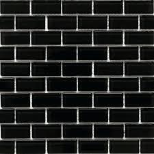black glass tile martini mosaic very black glass x inch tile sheets set of black gemstone black glass tile white black glass tile mosaic