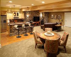 lighting ideas for basements. awesome lighting for home bar in basement ideas basements s