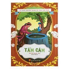 Tủ Sách Truyện Tranh Cổ Tích Việt Nam - Tấm Cám Ebook PDF/EPUB/PRC/MOBI