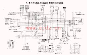 honda cg 125 cdi wiring diagram honda printable wiring honda cg125 wiring diagram jodebal com source