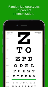 Eyechart Vision Screening On The App Store