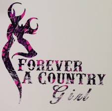 Pink Camo Bedroom Muddy Girl Pink Camo Forever A Country Truck Vinyl Decal 5 Hunt