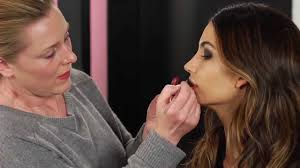 victoria s secret fall makeup tutorial with angel lily aldridge you