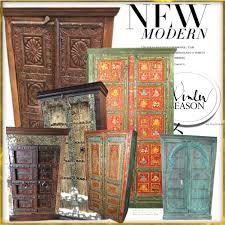 armoire furniture antique. ANTIQUE VINTAGE ARMOIRE INDIAN CABINET Armoire Furniture Antique B