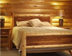 Log Cabin Rustics Now fers Kentucky Walnut Log Furniture