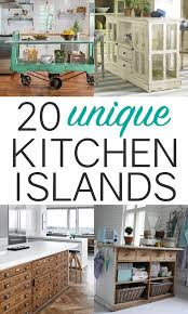 Unique kitchen furniture Minimal Cabinet Have You Turned Anything Unusual Into Kitchen Island Youtube 20 Insanely Gorgeous Upcycled Kitchen Island Ideas