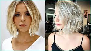 15 Medium Bob Haircut Ideas Casual Short Hairstyles For Women