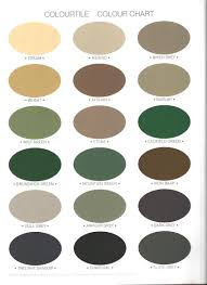 roof tech colourtile paint colours1