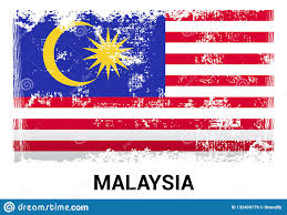Malaysia Flag Design Vector Malaysia Flags Design Vector Stock Vector Illustration Of