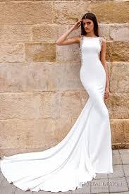 Designer Sheath Wedding Dresses Classic Elegant Wedding Dress Designers
