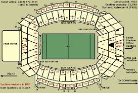 Memorial Stadium Seating Chart Ticket Office Redout
