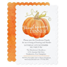 Thanksgiving Invites Retro Thanksgiving Invitations Retro Invites