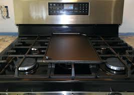 cast iron on glass cooktop cast iron stove top griddle grill enameled cookware on glass lodge