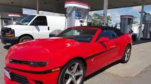 Camaro chevy camaro ss mpg : 2015 Chevrolet Camaro SS - Fuel Economy + Fuel Costs - YouTube