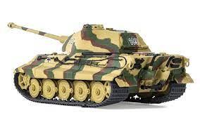 Modelbouw, accessoires AIRFIX A55303 PZKW VI Ausf.B King Tiger Tank Starter  Set 1:76 Model Kit f23