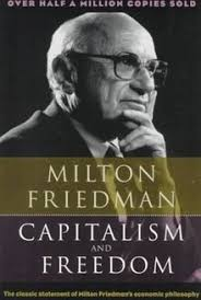 capitalism and dom  author milton friedman