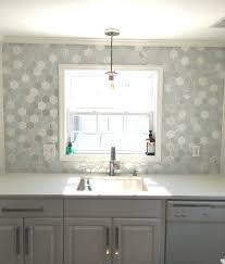 octagon backsplash tile kitchen decorating slate hexagon tile large hexagon  floor tile full size of kitchen