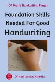 Handwriting Page Handwriting For Kids