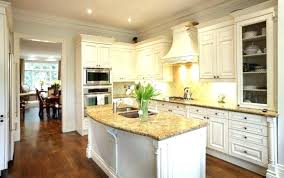 tan granite countertops tan granite dark cherry kitchen cabinets with light tan granite