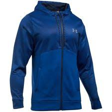 under armour zip up. under armour men\u0027s storm fleece full zip hoodie 1280753 400 royal blue medium under armour zip up