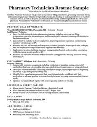 Pharmacist Resume Sample Writing Tips Resume Companion