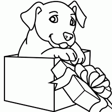 Puppy Coloring Book Pages Coloring Home