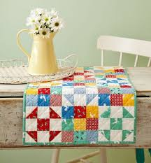 Table Runner Patterns Amazing Free Table Runner Patterns AllPeopleQuilt