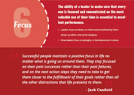 "the best leadership qualities infographic brian tracy 7 leadership qualities focus ""successful people maintain a"