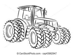 Kleurplaat Tractor Fendt 1050 Kleurplaten Van Fendt Trekkers