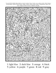 The free coloring pages for adults are tried & true are a little different from the other coloring sheets on this list. Adult Printable Color By Number Pages For Adults Coloringtone Book