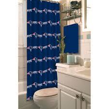 nfl new england patriots decorative bath collection shower curtain com