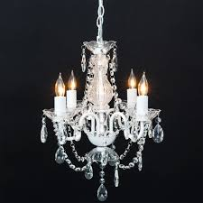 best choice s classic shabby chic style acrylic crystal chandelier w metal frame for dining