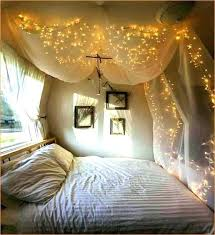 How To Hang String Lights From Ceiling Inspiration Ceiling String Lights Lamp Hanging Fairy Lights Overhead Bed Light