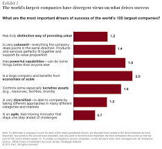 research on what drives a company s success pwc s strategy companies have widely divergent views about how to chase success