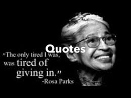 Rosa Parks Quotes Extraordinary Rosa Parks Quotes And Awards YouTube