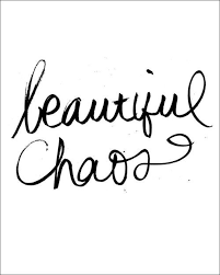 Two Word Quotes Extraordinary Beautiful Chaos Words Cool Black White Sayings Quotes