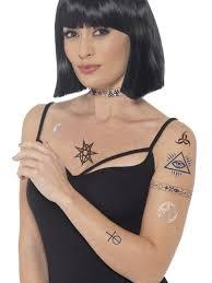 Dočasné Tetování Egyptský Styl